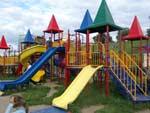 детские площадки городки