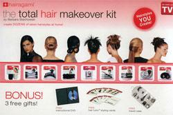 набор заколок для волос