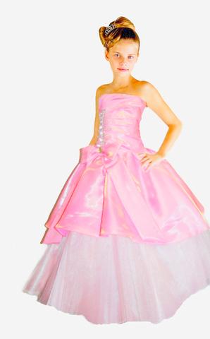 Платье нарядное для девочки 9 - 12 лет