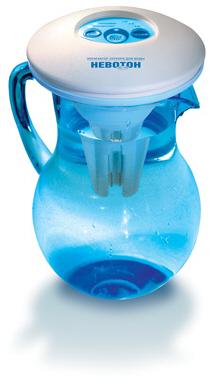 осеребритель воды невотон