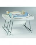 пеленальный стол с ванночкой
